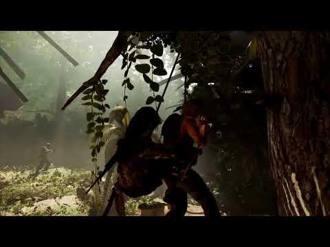 12 Minutes NEW Combat Gameplay Walktrough 2018 de Shadow of the Tomb Raider