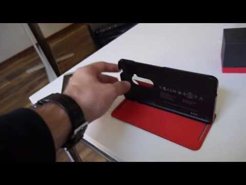 HTC One MAX Power Flip Case im Hands On [Deutsch]