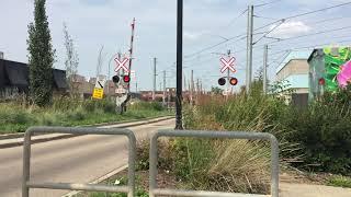 105 Street Northwest Railway Crossing, Edmonton, AB