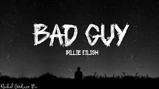 Billie Eilish   Bad Guy (Lyrics)