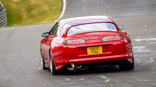 Nürburgring Best Of JDM 🔰 Supra Drifts, Nissan Skyline R33 R34 Silvia S14 S15, EVO's, Mazda RX7 RX8