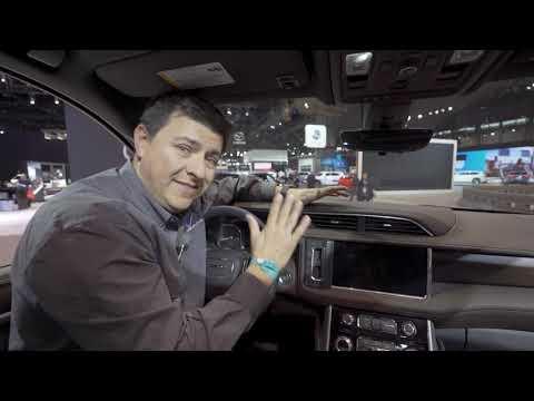 External Review Video 1g5a3qPPSyg for GMC Yukon & Yukon XL SUV (5th Gen)
