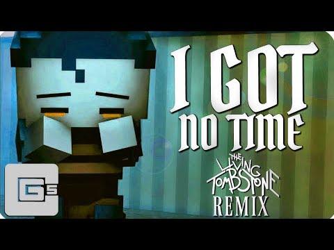 ANTI-NIGHTCORE | FNAF 4 REMIX ▶ The Living Tombstone - I Got No Time [SFM] | CG5 (видео)