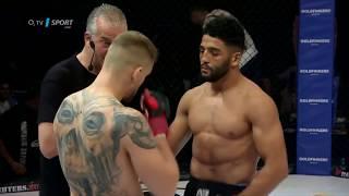 XFN 5: Mohamed Sayah vs. Patrik Kincl / Welterweight 3x5 min