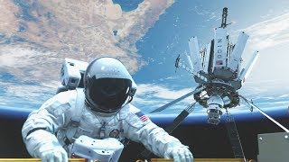 Federation Space Attack - Call of Duty Ghosts Intro