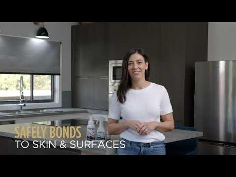 AYERS & CO Hand Sanitiser | TV ad
