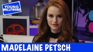 RIVERDALE Star Teaches Us A Bad Word In Afrikaans!