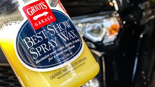 This Is The Best Car Wax I've Used By Far
