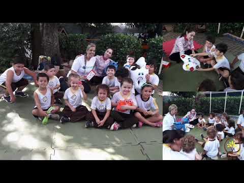 HIGIENE BUCAL Colegio infantil Sorocaba Berçario Sorocaba