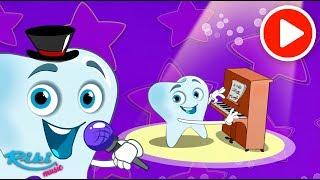 Привет, малыш! Мультики для детей - Песенка про зубки - Зубная фея ⚡ ПРЕМЬЕРА!