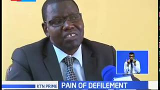 Pain of defilement as Kisii county leads with cases of child rape by adults close to them