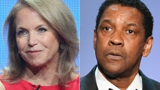The Denzel Washington Interview That Left Katie Couric Shaken