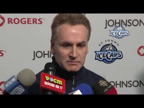 IceCaps 360: Craig Heisinger - April 24, 2013