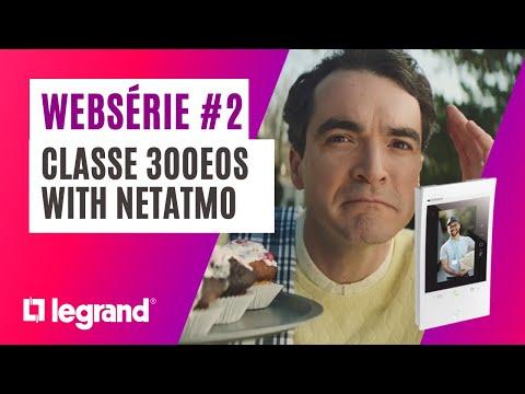 Portier connecté Classe 300EOS with Netatmo : épisode 2 - Le chien