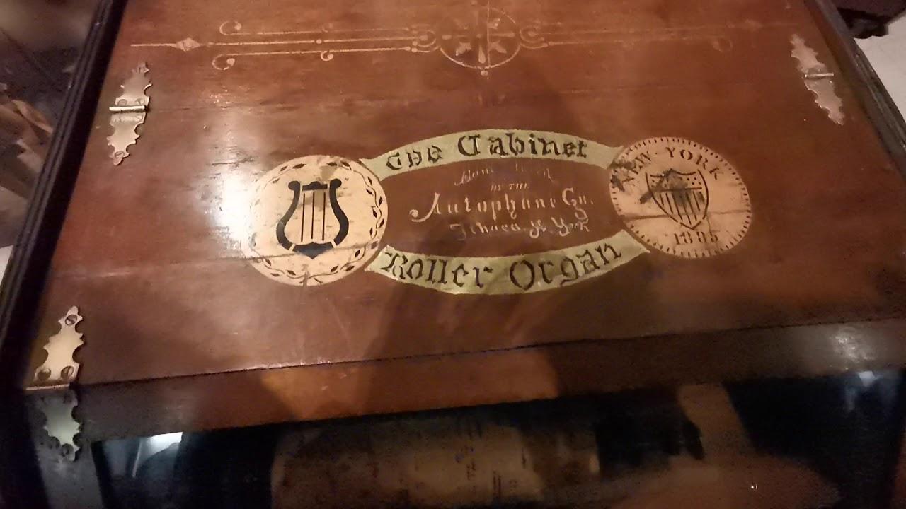 Genn roller organ 1900
