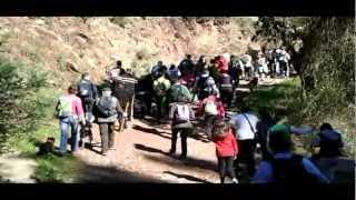 preview picture of video 'QUEDADA CANINA FUENTES DE ESLIDA 10-03-2013'