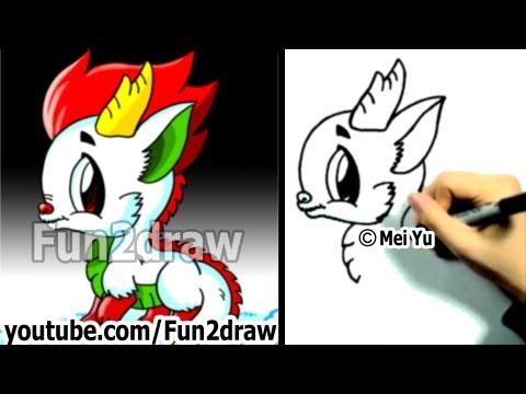 Fun2draw Dragon 2 Fun2draw Stars By The Funny Drawers