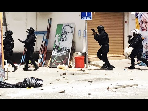 Trump Greenlights Bahrain Brutality