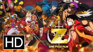 One Piece Film ZAnime Trailer/PV Online