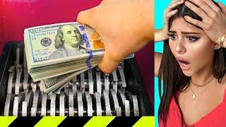 Super Shredder vs 1 MILLION DOLLARS !
