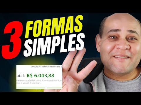 3 Formas Simples de Ganhar Dinheiro Na Internet (Comprovadas Trabalhando de Qualquer Lugar do Mundo)