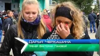 Харьков простился с чемпионкой мира, погибшей в ДТП
