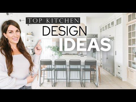 Kitchen Interior Design Ideas! Simple Tips for a Budget Friendly DREAM KITCHEN!!
