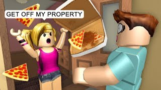 PIZZA DELIVERY GONE WRONG! - Roblox Adventures