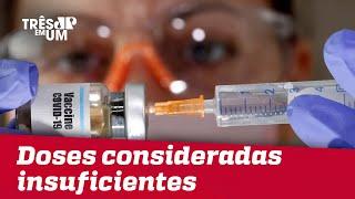 Ministério da Saúde admite ter recusado compra da vacina da Pzifer