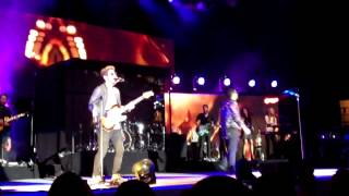 Jonas Brothers- Charlotte 7-30-13  First Time