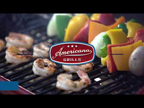MECOs Americana Electric Grill 9329-8-181