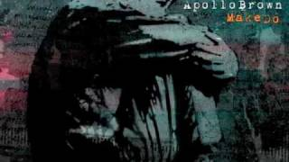 Apollo Brown — Block Elements