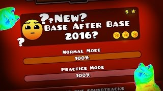 'New Base after base' By OurosJKLi (3 coins) [HARD] | Geometry Dash [2.0]