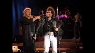 John Farnham & Jimmy Barnes - When The War Is Over
