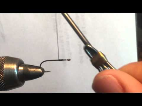 , title : 'Fly Tying Basics- Step One- The Duck Quill Pinch