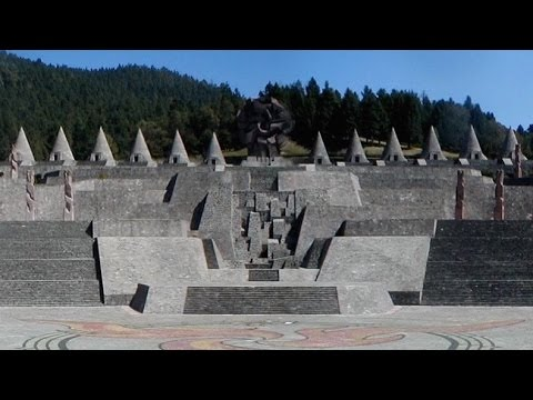 Ancient Temple in Mexico Destroyed By Jehovah's Witness