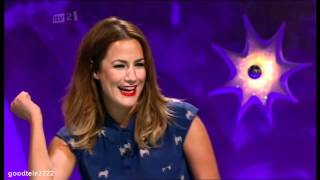 Керолайн Флэк, Caroline Flack Banter About Harry Styles - Celebrity Juice - 26/04/12