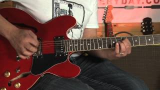 How to play - Everlong - Foo Fighters - bridge - guitar lessons