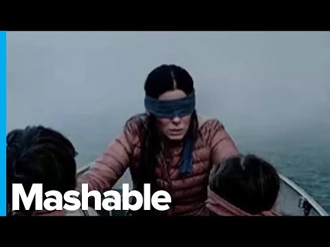 Netflix Is Begging People to Stop Doing the 'Bird Box' Challenge