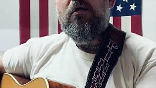 Great Americana UK Mini-Gig with Jeremy Pinnell performing two live tracks from the safe confines of