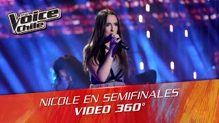 Video 360°   Nicole Davidovich - Take me to church