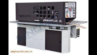 Máy may veneer cao tốc Đài Loan Veneer Plus G1
