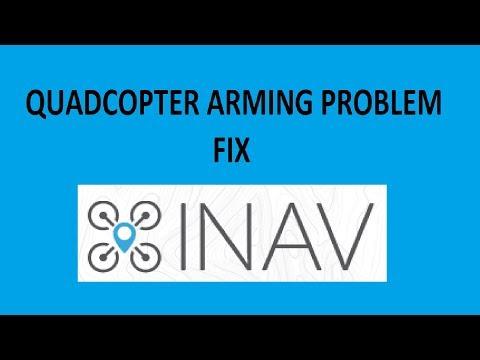 quadcopter-arming-problem-fix