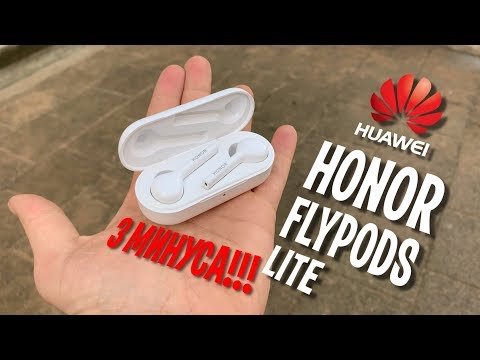 Обзор Honor FlyPods Youth Edition