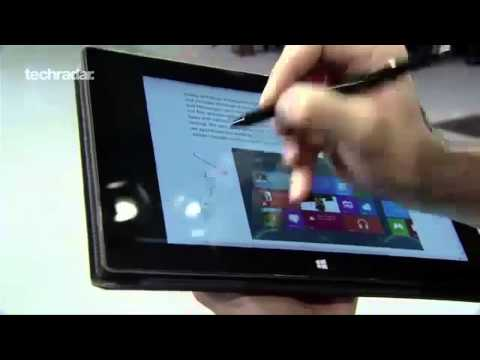 Microsoft Surface Tablet 2012 Preview