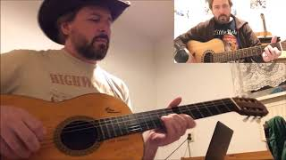 I'm so lonesome I could cry - Hank Williams cover