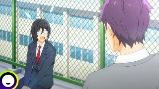 Horimiya English Dub | Funimation Clip: Are We Friends?