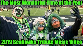 It's The Most Wonderful Time Of The Year (2019) Seahawks PARODY