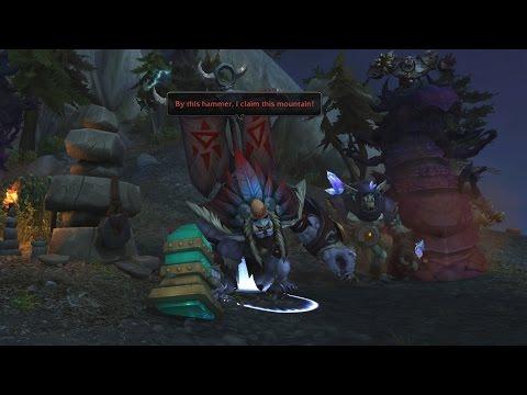 The Story of Highmountain, Hammer of Khaz'Goroth