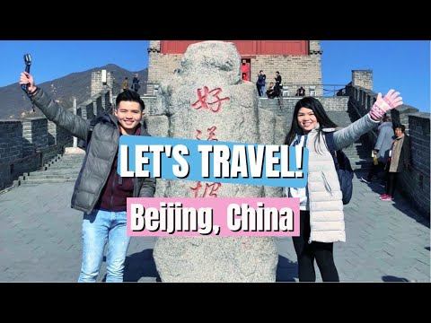Let's TRAVEL! China Beijing Trip | FUN Travel MV |